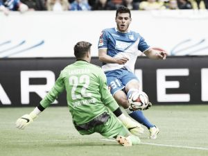 TSG Hoffenheim 1-1 Borussia Dortmund: Both teams settle for a point as the fight for Europe continues