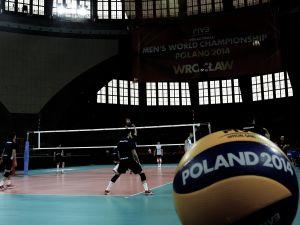 Argentina y sus primeros pasos en el Campeonato Mundial de Voley 2014