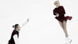 Campionati Europei, pattinaggio di figura: Volosozhar-Trankov sovrani dell'artistico, quinti e sesti gli azzurri