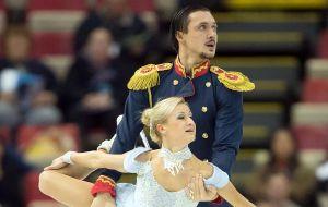 Pattinaggio, Volosozhar/Trankov è record del mondo nel corto, azzurri qualificati con rammarico