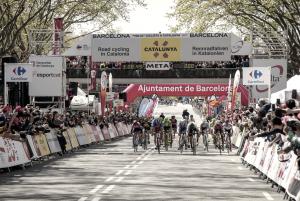 La Volta a Catalunya ya tiene recorrido