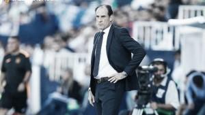 Voro estará en el banquillo frente al Atlético de Madrid