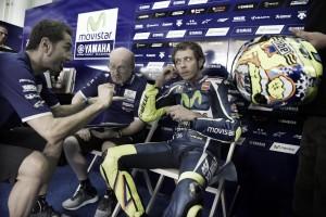 """Valentino Rossi: """"Ha sido un buen test"""""""