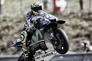 """Rossi, tras quedar sexto en la parrilla: """"No he podido hacer una vuelta limpia"""""""