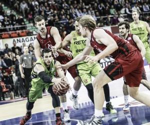 El RETAbet Gipuzkoa Basket no comparece en Zaragoza