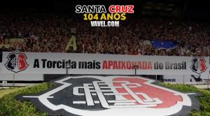 SANTA CRUZ 104 ANOS: A voz da torcida mais apaixonada do Brasil