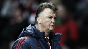 """Louis van Gaal: """"Espero que el equipo juegue al mismo nivel que ante el Derby County"""""""
