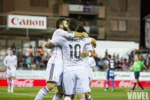 Contra el Basilea volvió el Real Madrid