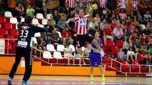 Balonmano Aragón- Fertiberia Puerto Sagunto: duelo vital por la permanencia