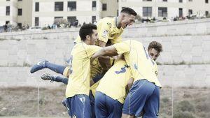 UD Las Palmas juvenil: disfrutar de un premio merecido