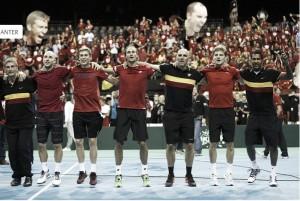 Copa Davis 2015. Bélgica: a por su primer título en la Copa Davis