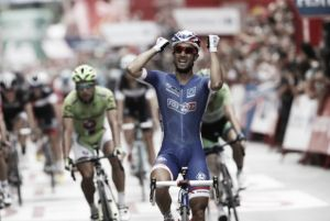 Vuelta a Espana Stage Eight: Bouhanni the fastest