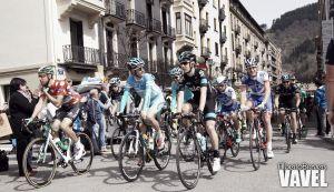 Fotos e imágenes de la 4 ª etapa de la Vuelta al País Vasco
