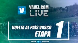 Resultado de la 1ª etapa de la Vuelta al País Vasco 2017: Matthews hace buenos los pronósticos