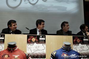 Atractivo recorrido de la Vuelta a Andalucía 2015