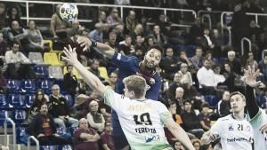 Resumen Helvetia Anaitasuna (26-34) Barcelona Lassa por la jornada 29 de la Liga Loterías Asobal 17/18
