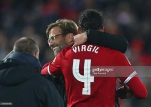 Jurgen Klopp reveals that Virgil Van Dijk wasn't meant to start in Everton victory