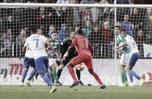 Málaga-Betis: Puntuaciones del Málaga, jornada 25 La Liga Santander