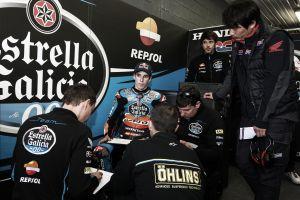 """Álex Márquez: """"Puedo pulir mi pilotaje en algunos puntos del circuito"""""""