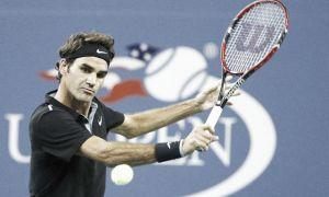 Federer no falla ante Groth