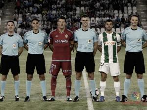 Moreno Aragón, árbitro para el próximo partido en León