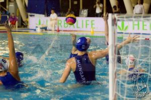 Pallanuoto, World League: il Setterosa stende l'Ungheria