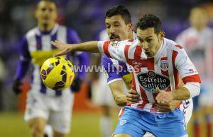 Real Valladolid - CD Lugo: puntuaciones del Real Valladolid, jornada 23