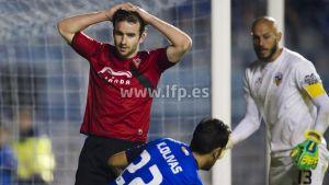 El Sabadell devuelve la remontada al Mirandés