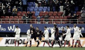 SD Eibar - Sevilla FC: puntuaciones del Sevilla, jornada 22 de LaLiga Santander