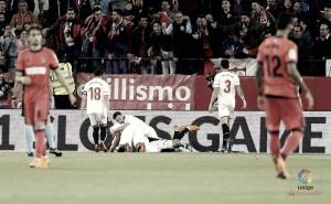 El Sevilla entierra las aspiraciones europeas de la Real