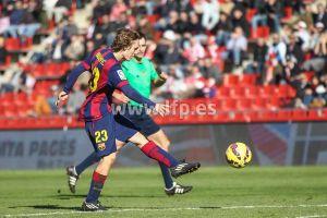 Barcelona B - Girona: necesidades opuestas