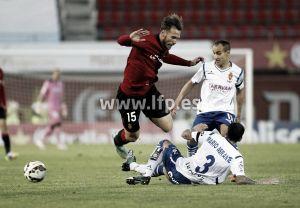 Un partido loco, acaba con el Zaragoza