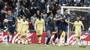 Getafe - Sporting de Gijón: puntuaciones del Getafe, jornada 37 de la Liga BBVA