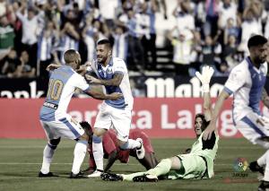 CD Leganés-Getafe CF: puntuaciones del CD Leganés, jornada 3 de LaLiga Santander