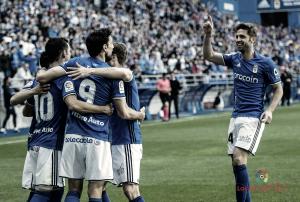 Real Oviedo - UCAM Murcia: puntuaciones del Real Oviedo, jornada 33 Segunda División 2017
