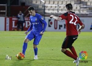 UD Almería - CD Mirandés: el honor en juego