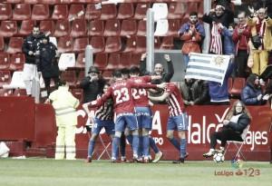 El Numancia vuelve a cruzarse en el sueño copero del Sporting