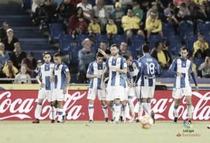 Punto de oficio en el inexpugnable Estadio de Gran Canaria