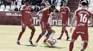 El Nàstic asalta el Carlos Belmonte