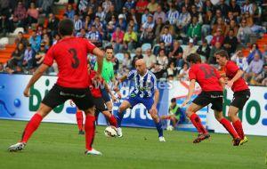 El rival: Ponferradina