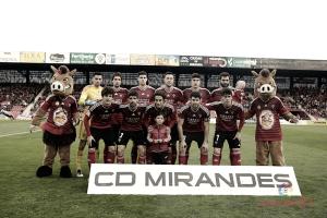Convocatoria CD Lugo - CD Mirandés