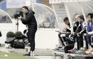 "Asier Garitano: ""No tengo nada firmado con ningún equipo"""