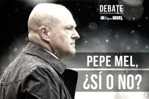 Debate: ¿debe seguir Pepe Mel como entrenador del Deportivo?