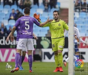 Real Zaragoza- Real Valladolid: puntuaciones del Real Valladolid, jornada 13