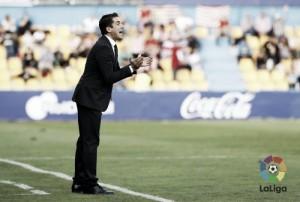 """Julio Velázquez: """"Se nos ha ido el partido por una situación puntual"""""""