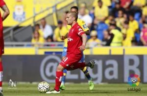 Las Palmas-Sporting de Gijón: puntuaciones de los jugadores del Sporting, jornada 33