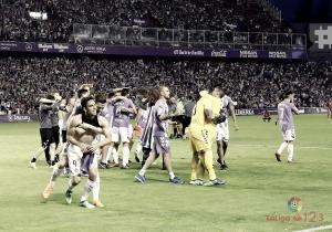 Resumen de la temporada 2017/2018: Real Valladolid, un seguro bajo palos