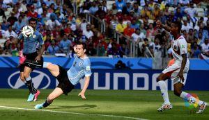 Gran actuación de los uruguayos del Atleti en la victoria de su selección