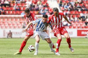 El Girona remonta a un dominante Leganés