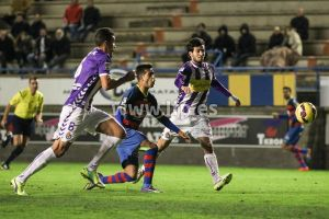 El Real Valladolid vuelve a las andadas